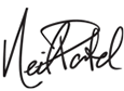 Neil Patel's Signature